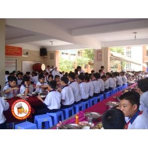 Suất Ăn Cho Trường Học